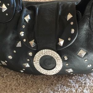 Charm and Luck Bags - REDUCED! Charm and Luck Leather Slouchy Handbag